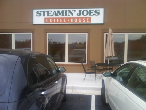 Steamin Joes Storefront