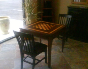 Coffee and Chess in Marble Hill GA